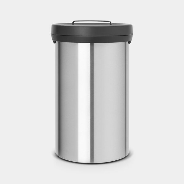 КОШ 60 L BRABANTIA BIG BIN MATT STEEL FPP