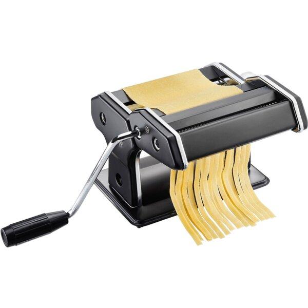 """Машинка за спагети - паста """"PASTA PERFETTA"""" - цвят черен"""