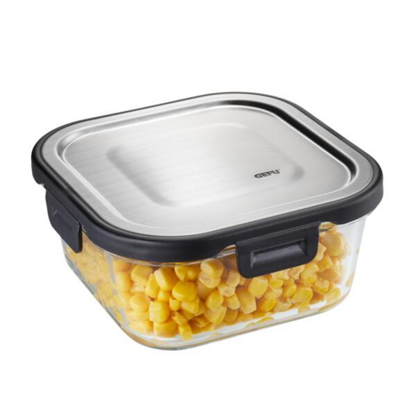 """GEFU Стъклена кутия за храна """"MILO"""" - 800 мл."""