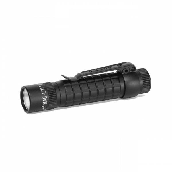 """MAGTAC LED фенер """"Plain Bezel"""" с две батерии"""
