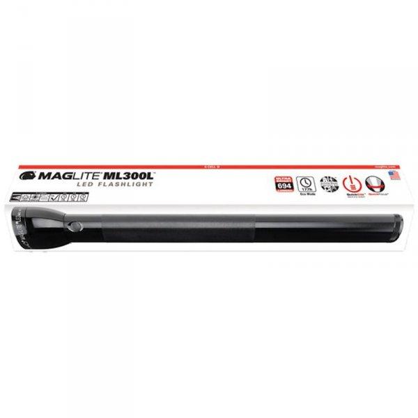 MAGLITE ML300L LED - фенер с 6 батерии D