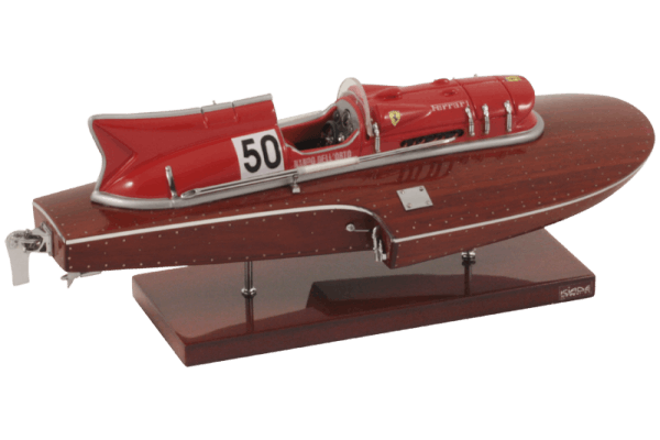 Лицензиран макет на лодка Timossi Ferrari Arno XI - 25 cm