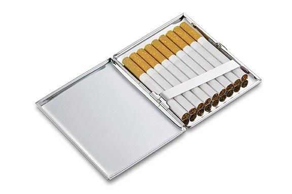 """PHILIPPI Кутия за цигари """"Duke"""""""