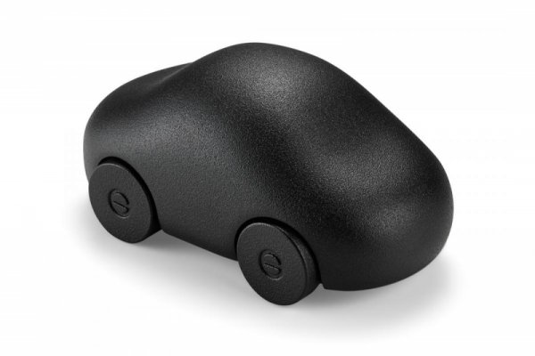 """PHILIPPI   Тежест за хартия / преспапие/ """"MY CAR"""" - черна"""