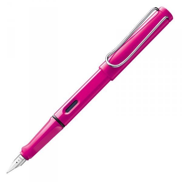 Писалка Lamy Safari Pink 7541
