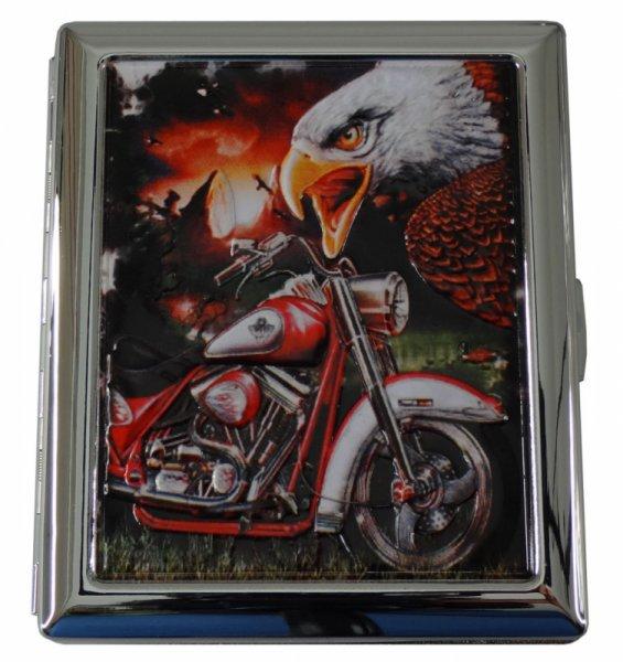 Табакера ZORR MOTORBIKE 20758 - Free Rider Red Bike