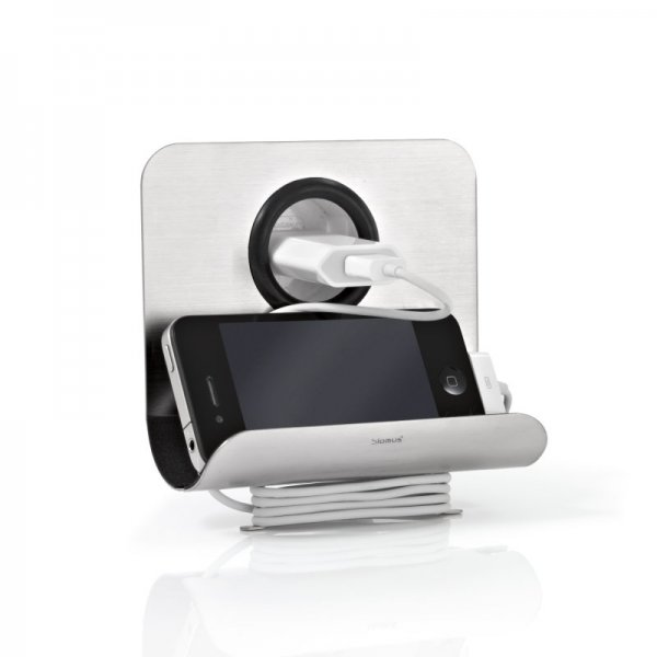 BLOMUS Поставка за зарядно и мобилен телефон  MOVO