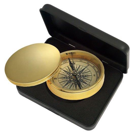 Компас - сувенири NAUTICA в метална подаръчна кутия