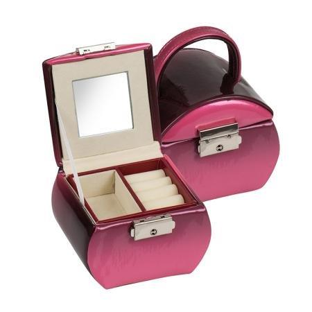 Кутия за бижута Burgundy малка