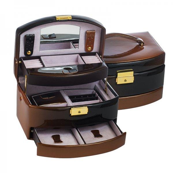 Кутия за бижута Brown