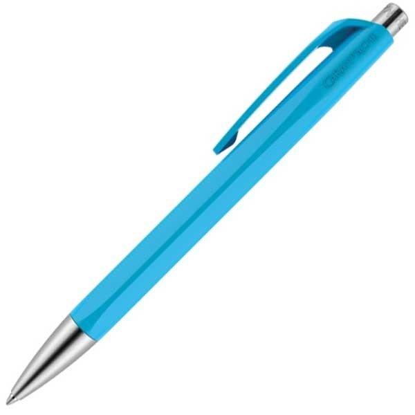 Химикалка Caran D'Ache 888 Infinite, синя