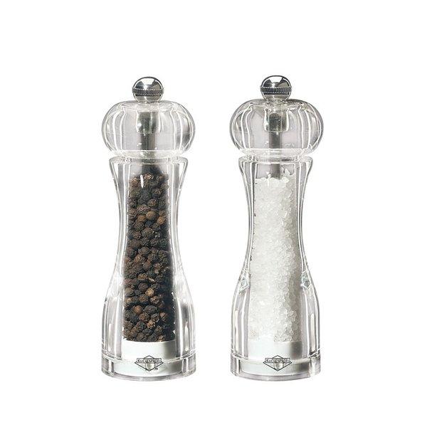Комплект мелнички за сол и пипер Kuechenprofi Toronto