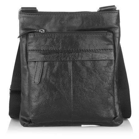 Мъжка чанта CRYSTAL - SILVER FLAME