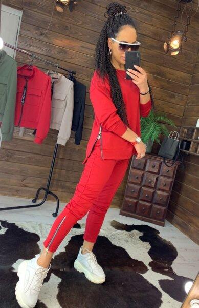 Комплект Тропика в червено