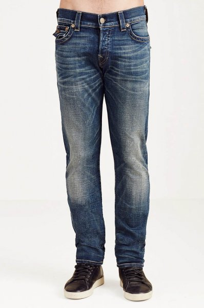 Online store for jeans and shoes