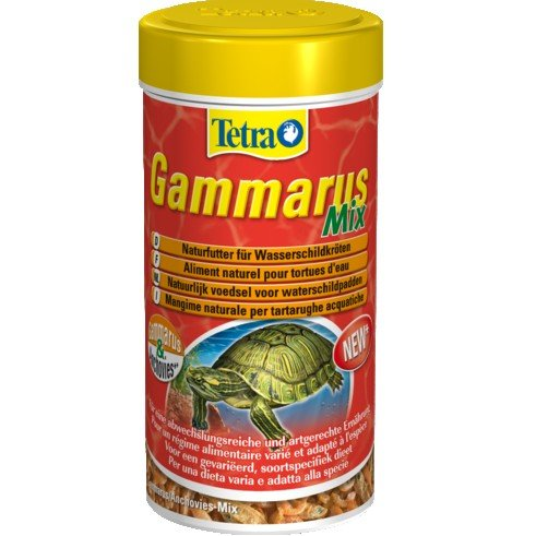 Храна за водни костенурки Tetra Gammarus Mix