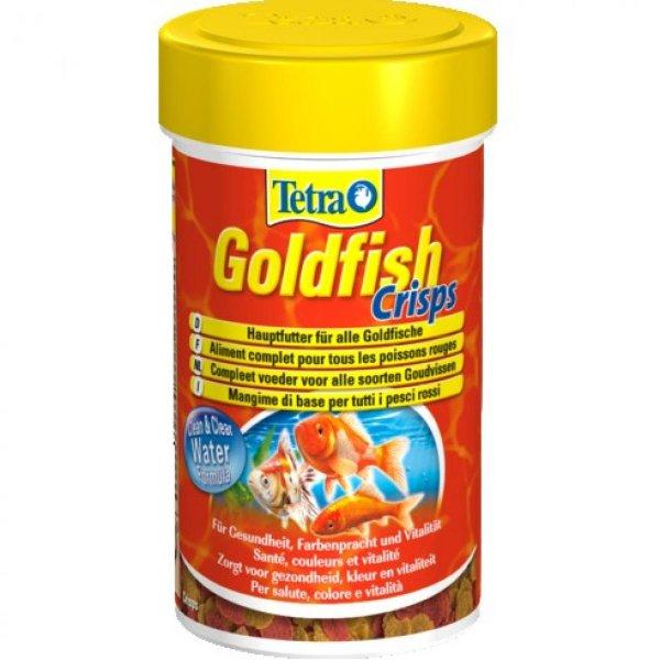 Храна за златни рибки Tetra Goldfish Crisps