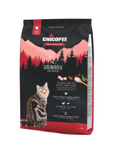 Храна за котка Chicopee Holistic Nature Line Urinary при уринарни проблеми