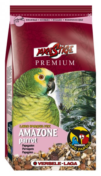 Пълноценна храна за южноамерикански големи папагали Premium Amazone Parrot
