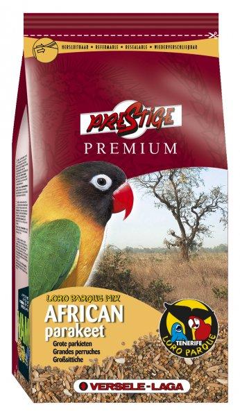 Пълноценна храна за африкански средни папагали Premium African Parakeet