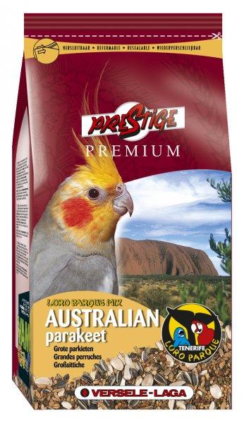 Пълноценна храна за австралийски средни папагали Premium Australian Parakeеt