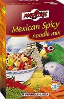 Пикантен микс паста и зеленчуци за големи папагали Mexican Spicy Noodlemix