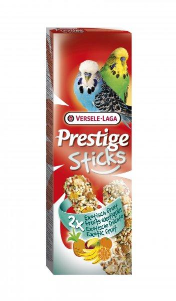Стик за вълнисти папагали с екзотични плодове Sticks Budgies Exotic Fruit