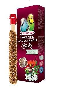 Препечени стикове с разнообразни диви семена за канари Prestige Excellence Sticks Nature Seeds - Canaries
