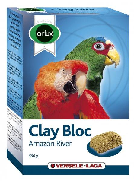 Глинен блок за папагали Clay Bloc Amazon River
