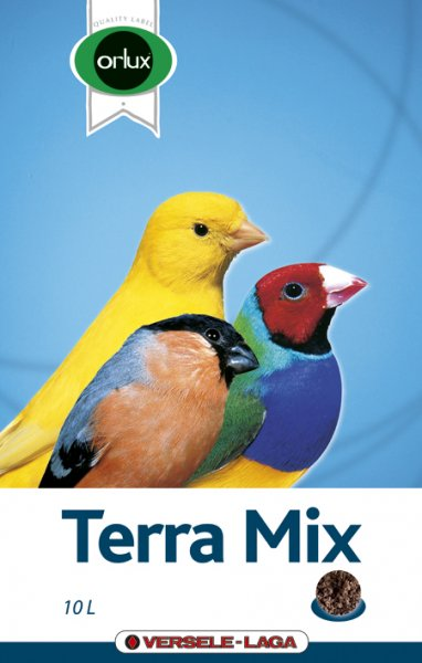 Естествен торф за птици Terra Mix