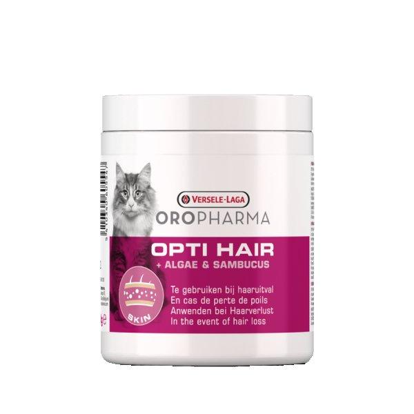 Opti Hair Cat за котки в периодите на смяна на козината