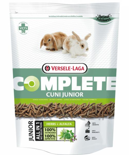 Пълноценна храна за малки зайци CUNI COMPLETE JUNIOR
