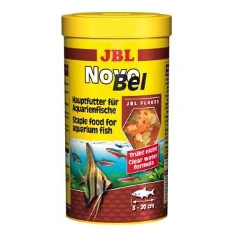 Храна за декоративни рибки (люспи) JBL NOVOBEL