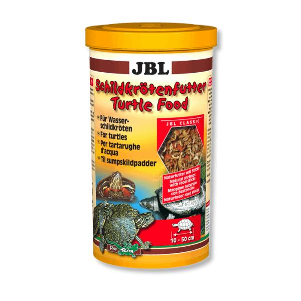 Храна за водни костенурки от ракообразни и насекоми JBL TURTLE FOOD