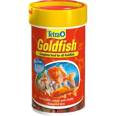 Храна за златни рибки Tetra Goldfish