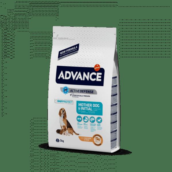 ADVANCE MINI храна за подрастващи, бременни и кърмещи кучета