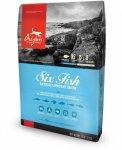 ORIJEN Six Fish храна за кучета над 12-месечна възраст