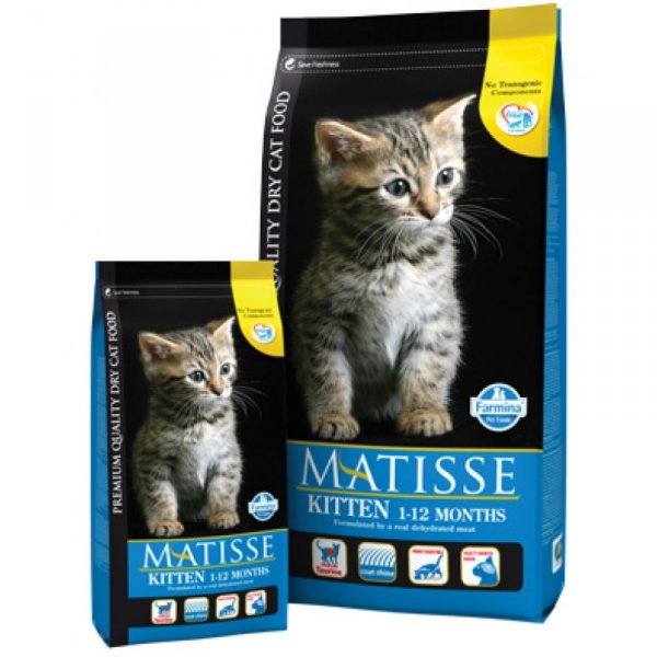 MATISSE KITTEN 36/14 храна за котенца, бременни и кърмещи котки