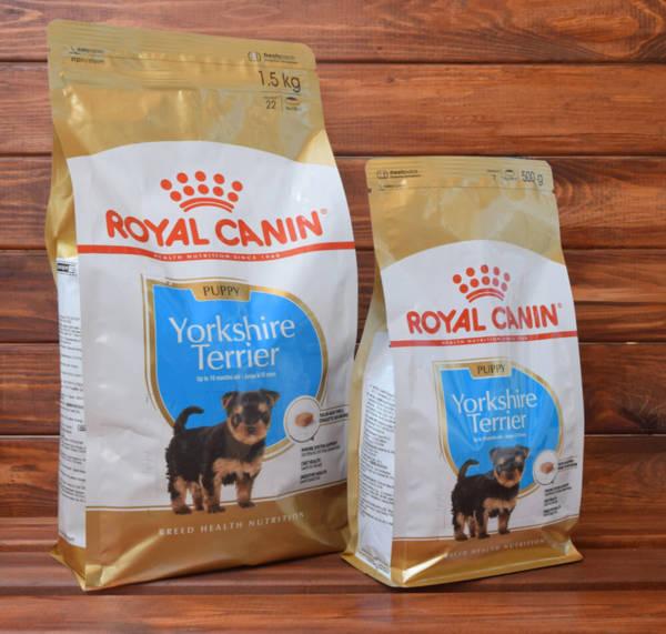 ROYAL CANIN YORKSHIRE PUPPY храна за кучета порода Йоркширски териер