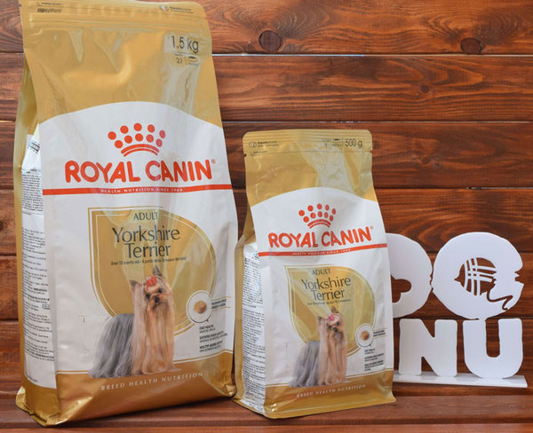 ROYAL CANIN YORKSHIRE ADULT храна за кучета порода Йоркширски териер