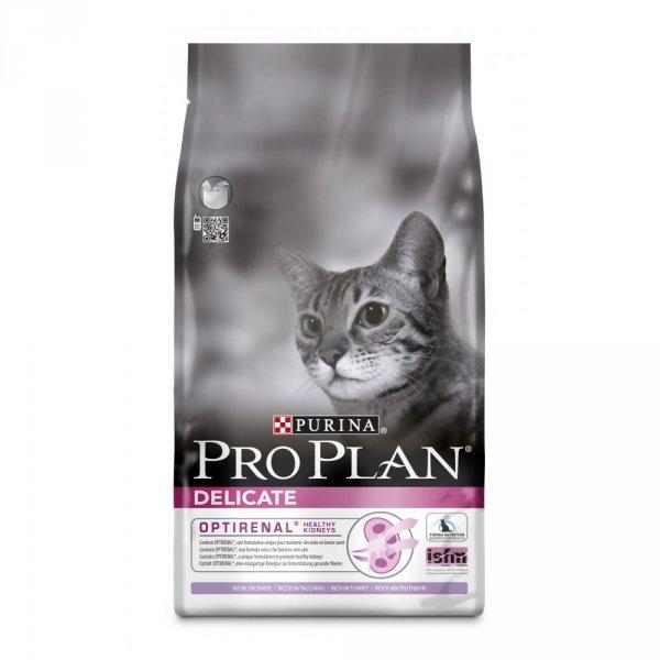 PRO PLAN DELICATE храна за котки с чувствителен стомах