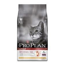 PRO PLAN ADULT храна за котки със сьомга