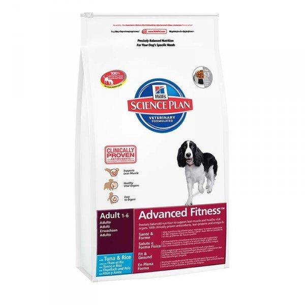 SP Canine Adult Advance Fitness Tuna & Rice храна за кучета от дребни и средни породи от 1 до 7 г. с риба тон и ориз