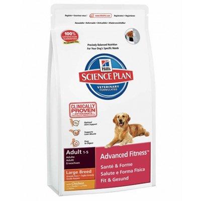 SP Canine Adult Advance Fitness Large Breed Chicken суха храна за кучета от едри породи