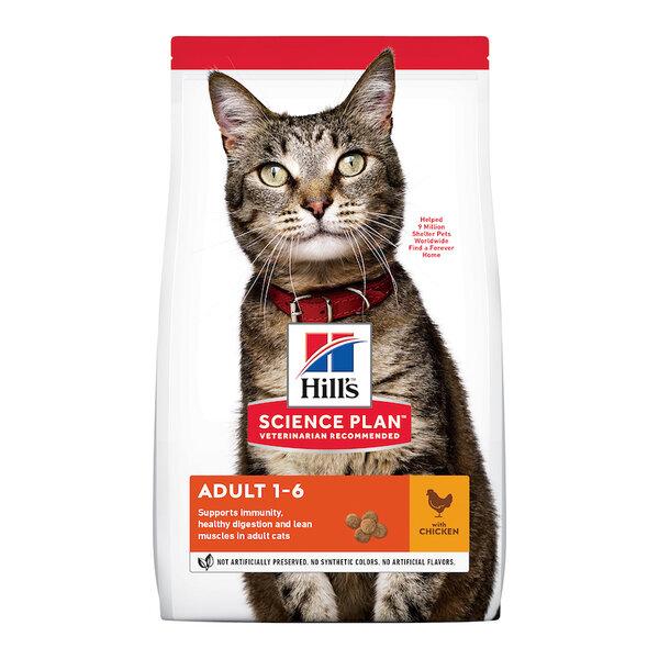 SP Feline Adult Chicken суха храна за котки с пиле