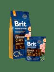 BRIT ADULT PREMIUM M суха храна за израстнали кучета от средни породи