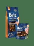 BRIT SENIOR PREMIUM M суха храна за възрастни кучета от средни породи