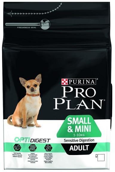 PRO PLAN SMALL&MINI ADULT  храна за кучета от малки и мини породи с пилешко