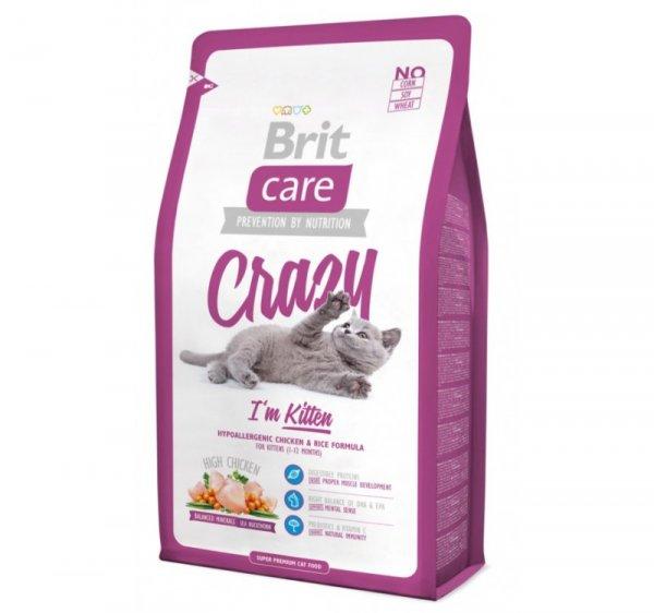BRIT CARE SUPERPREMIUM CAT KITTEN - Храна за малки котенца