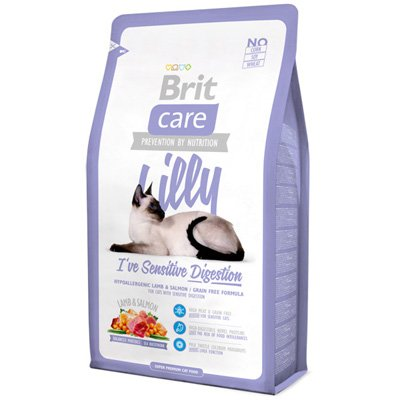 BRIT CARE SUPERPREMIUM CAT LILLY - Храна за чувствителни котки
